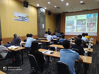 PT-Twin-Screw Extrusion for Polymer Compounding on Nov. 18, 2020 at MTEC Buildding, Thailand Science Park, Pathum Thani Province.